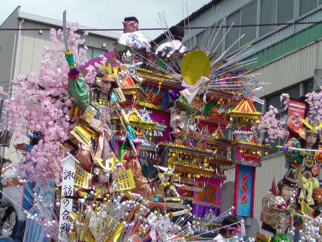 黒崎祇園山笠 (3)