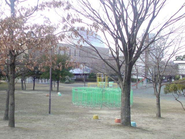 夫とデート♪ 公園でお散歩♪